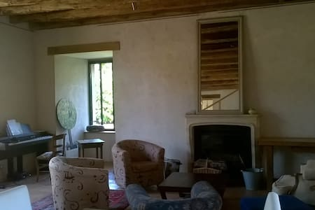 Gite cfort 4 prs Poitou/FUTUROSCOPE - Roches-Prémarie-Andillé - Dom