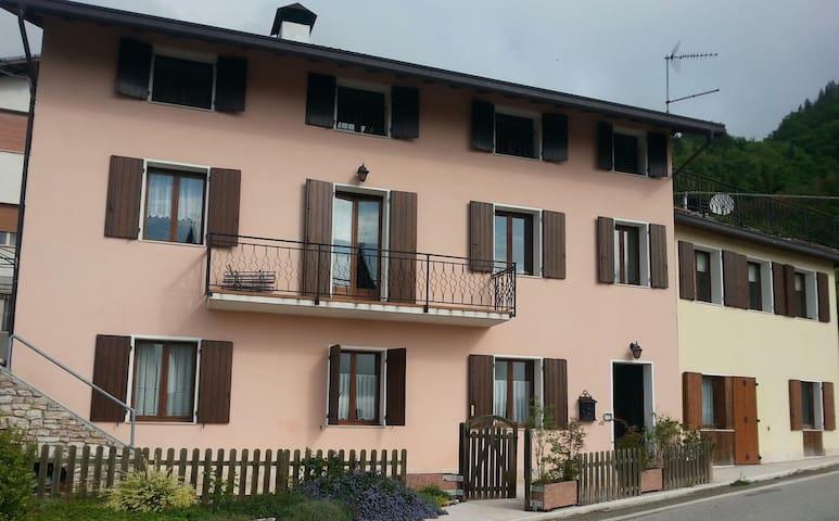 Casa San Martino, Mellame-Arsié, BL, Piano 1° e 2° - Mellame -Arsié