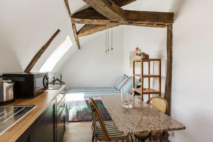 trendy studio st germain des pr s apartments for rent in paris le de france france. Black Bedroom Furniture Sets. Home Design Ideas