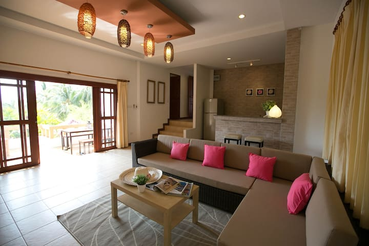 3 Bedroom Family Garden Villa