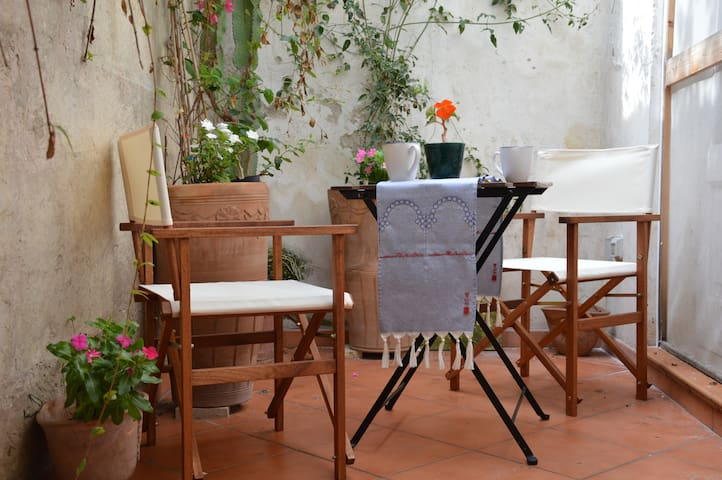 Apartment in the heart of old Lecce - Lecce - Huis