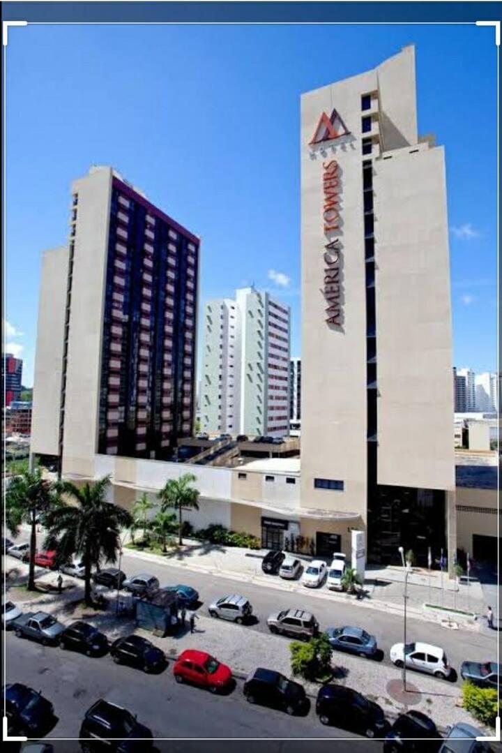 América Tower hotel