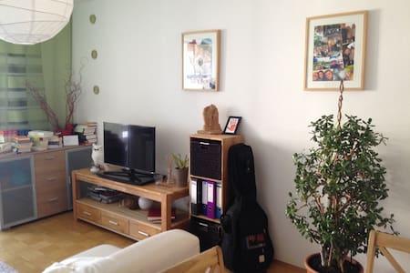 Schöne Wohnung 2 Zimmer Nähe SBahn - Unterföhring