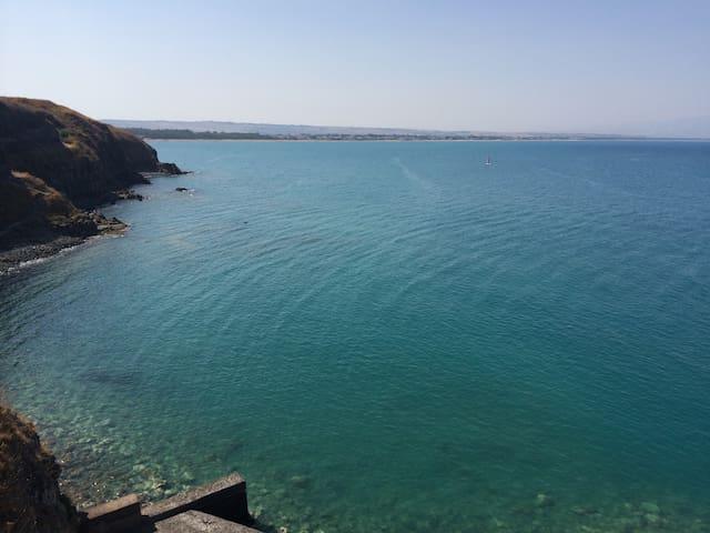 villa baia del riccio - Costa Saracena - Castelluccio - Apartemen