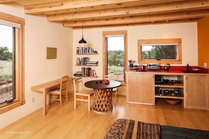 Peaceful studio with 360º views - Santa Fe - Huis
