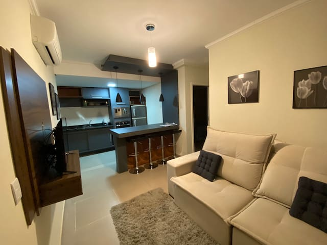 Apartamento térreo e aconchegante 101