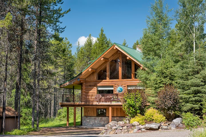 The Tucker Lodge - 2.5 miles from Glacier Park