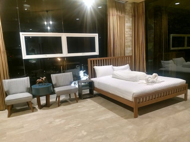 Deluxe Room Villa Jaran Jingkrak Kaliurang