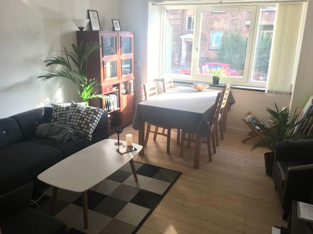 Cozy flat in vibrant Cph NV – 23.000 YouTube-views