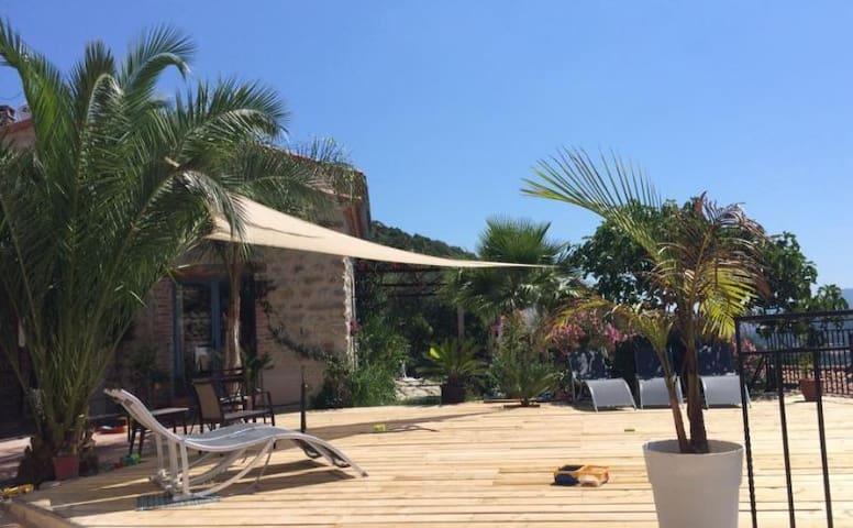 La Palma, chambre de charme à Eus - Eus