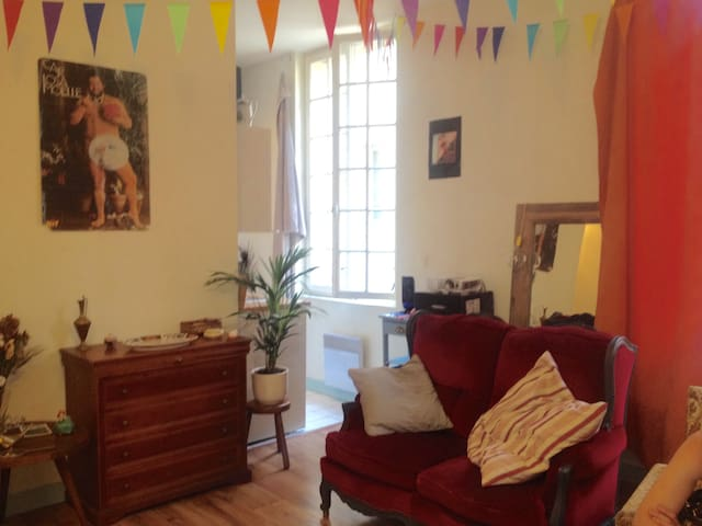 Appartement plein centre Bordeaux - Bordeaux - Lägenhet