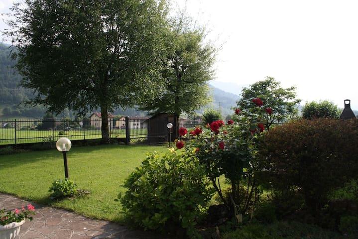 Casa vacanze in campagna - Clusone
