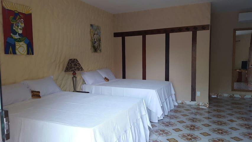 Apartamento Espanhol - Santa cruz cabralia  - Pis
