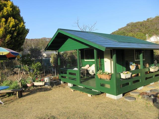 Relax Onjuku( Green house,Tennis, Pet OK)