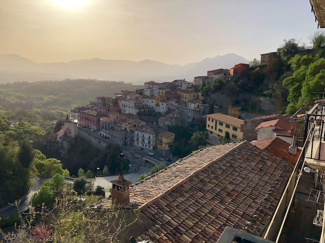 Casa vacanza Viggianello