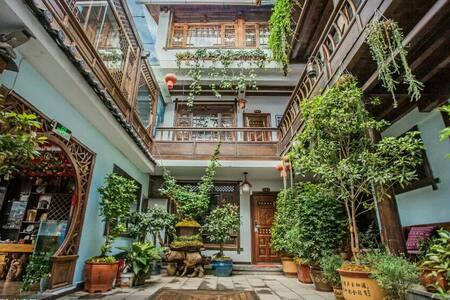 碎玉轩~观景标间~三楼 - Lijiang