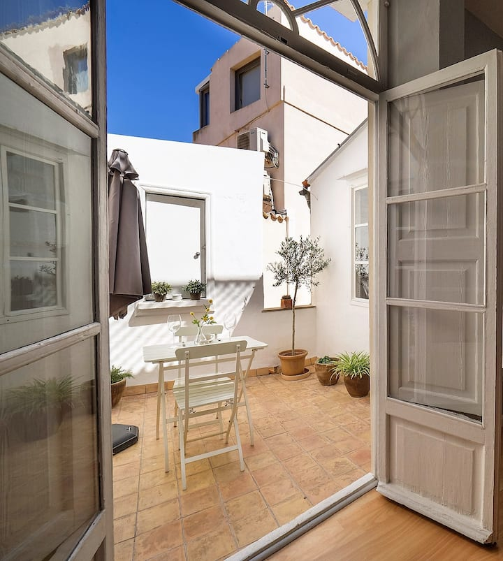 Can Avall Boutique Accommodation Suite Terrace #8