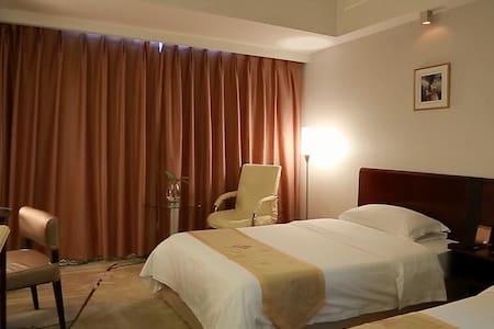 天津财富豪为酒店—快捷的价格、四星的享受 - Tianjin - Bed & Breakfast
