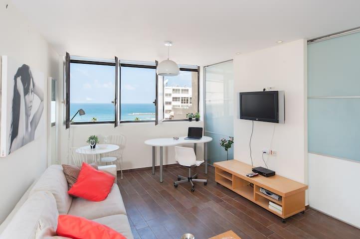 Hayarkon  Sea View - Tel Aviv-Yafo - Apartament