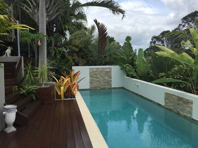 Sunshine Coast Tropical Getaway - Buderim - Daire