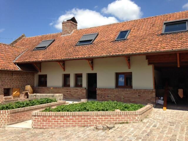 Maintenay au cœur des 7 vallées - Maintenay - Huis