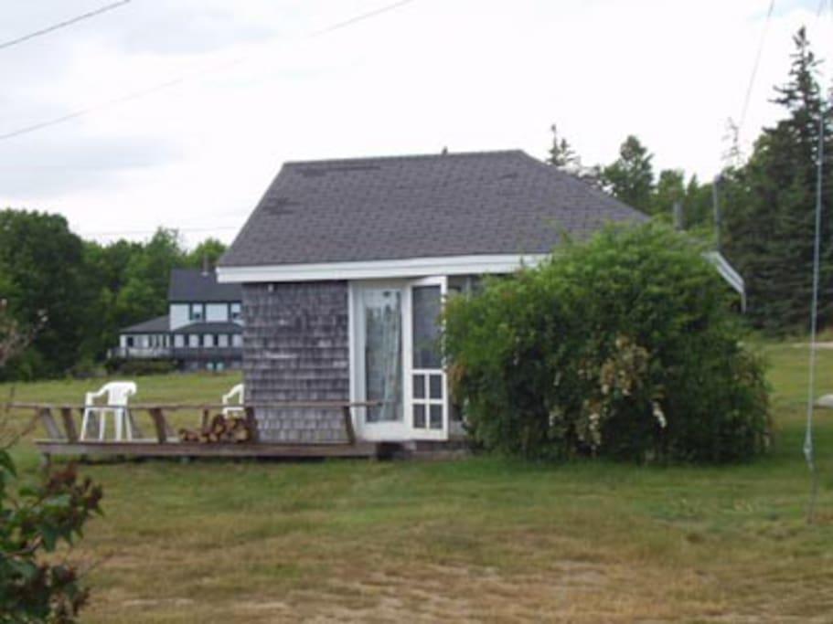 Den Dorit Cottage.