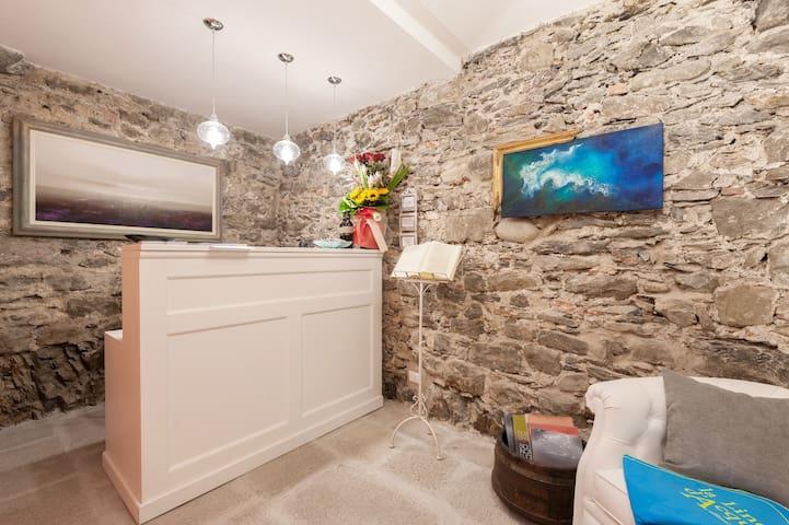 La Linea d'Acqua 1 Guest House - Manarola - Overig