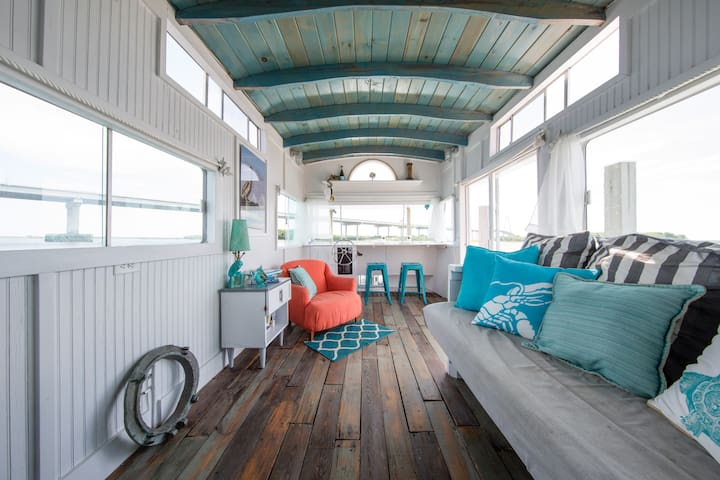 A Pirate's Life For Me - Houseboat! - Charleston - Boat