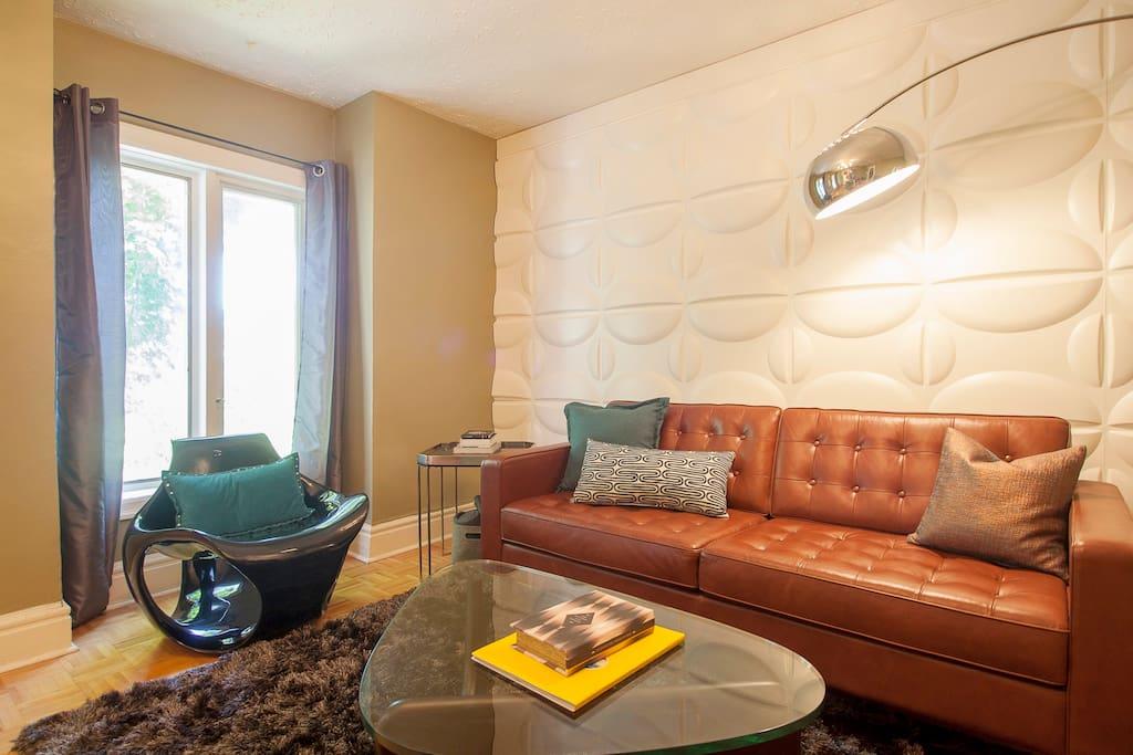 Toronto mid century modern pad maisons louer toronto - Maison moderne toronto par studio junction ...