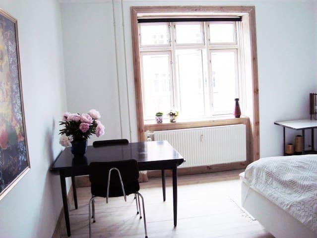 Lovely room in central Copenhagen