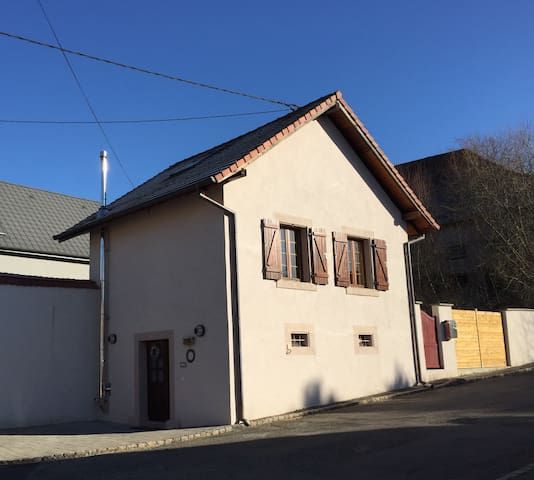 Charmante maison... - Morschwiller-le-Bas - Huis