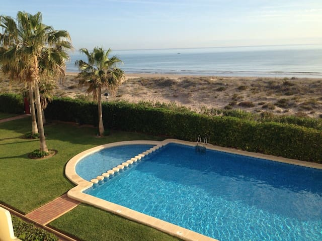 Apartamento a pie de playa - Oliva - Apartment