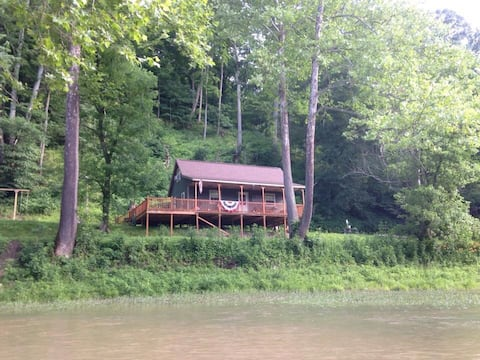 Primitive Fish Creek Cabin