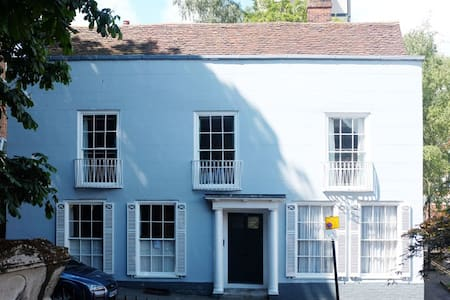 Beautiful Room, Town Centre *trees - Colchester - Bed & Breakfast