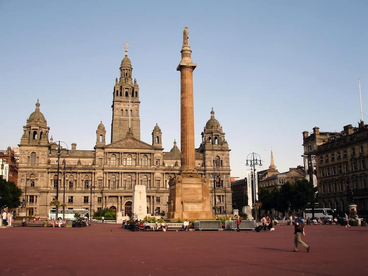 Essential Travel Only: Fascinating Double Standard At Glasgow