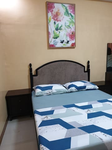 Bedroom 3 with aircon