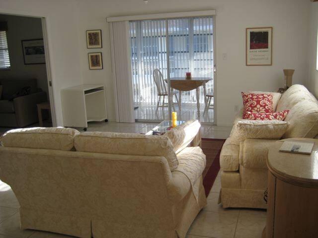 Living Room & porch