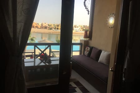 El Gouna 1 Bed  Apt with a Wow view
