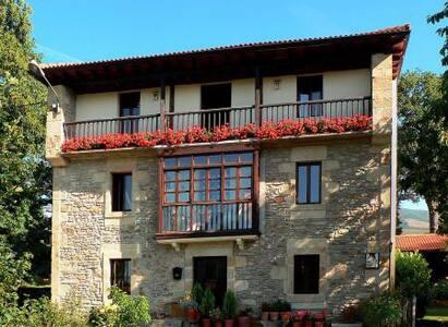 Habitación doble en casa rural - Quintana de los Prados