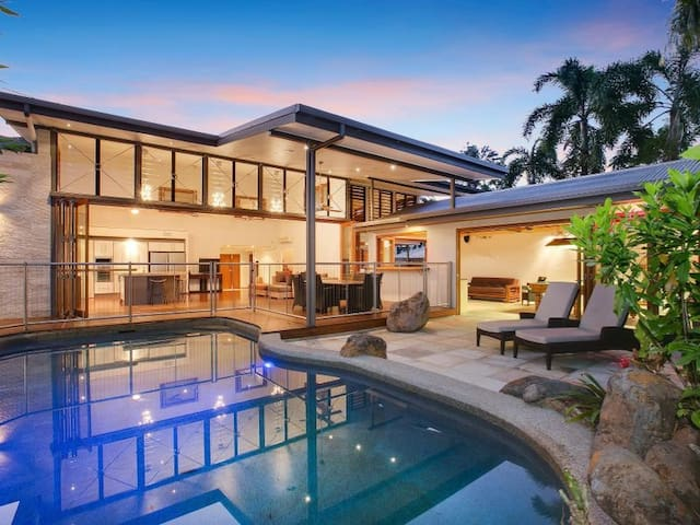 HARIVANA PALM COVE - 4N/Min Stay - Palm Cove - Haus