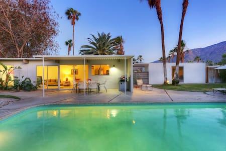 Mid Century Modern Alexander Home - Palm Springs - Casa