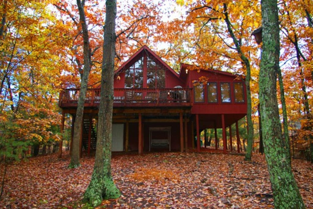 West Virginia Cabin Cabins For Rent In Hedgesville West