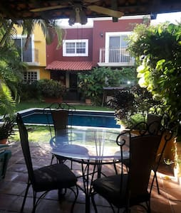 Full house/Air Conditioning, e-Wify and Pool Area - Cancún - House