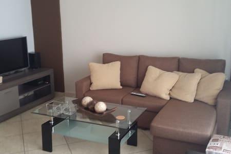 MARINOS HOUSE - Agios Dimitrios - Wohnung