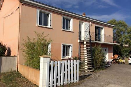 grande maison nantaise proche bourg - Pont-Saint-Martin - Huis