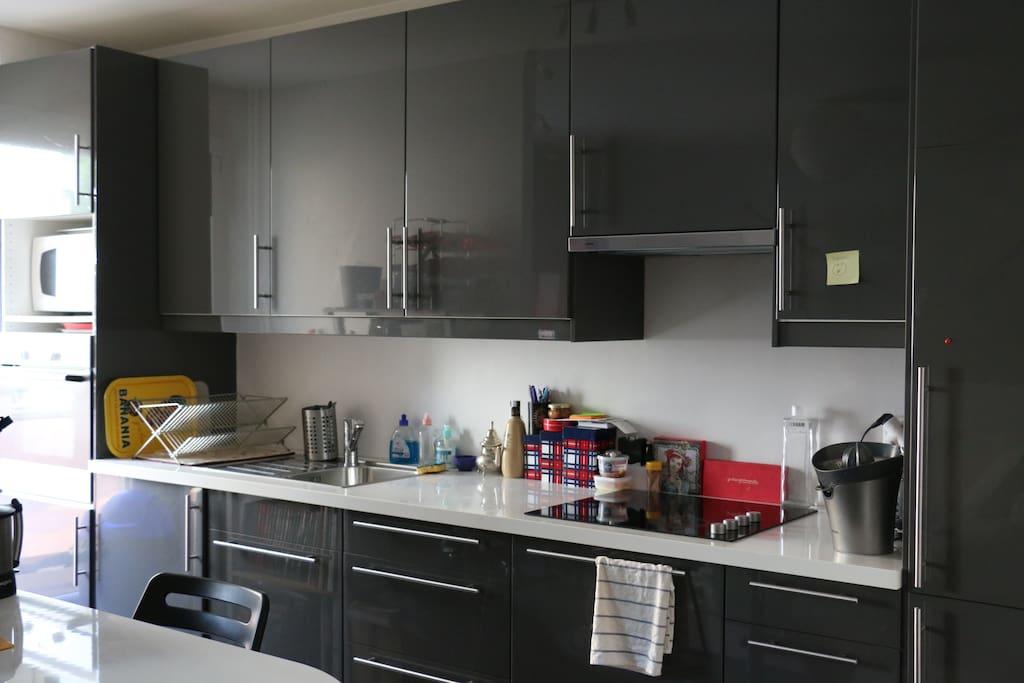 Our modern kitchen