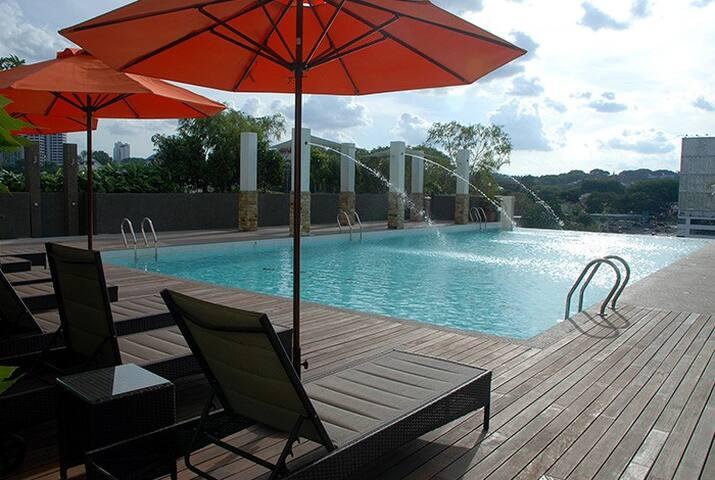 Amazing Stay -Bangsar Kuala Lumpur. - Kuala Lumpur - Apartament