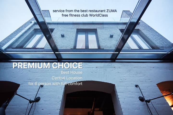 ZM HOUSE (thenikolaevfamily) Luxury