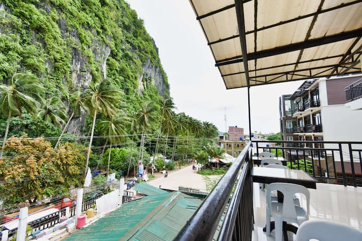 Excellent Room with Limestones view of Palawan