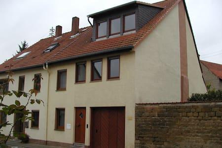 Ferienwohnung Sittel Niedermoschel (67822) - Rumah